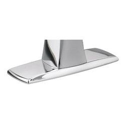 American Standard - Escoutcheon Plate Only in Stainless Steel - American Standard 2555.101P.295 Escoutcheon Plate Only in Stainless Steel.