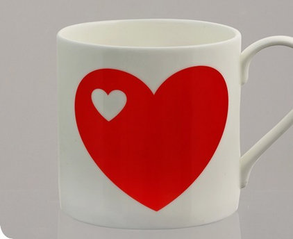 eclectic mugs by Gretel