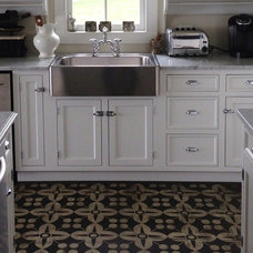 Eclectic Vinyl Flooring by Pura Vida Home Decor