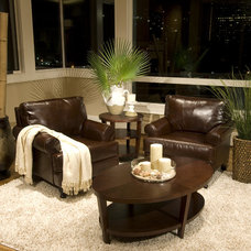Living Room Chairs by ELEMENTS Fine Home Furnishings
