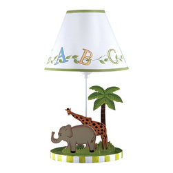 Teamson Design - Teamson Kids Alphabet Collection Table Lamp - Teamson Design - Table Lamps - TD0037A. Add A Beautiful Hand Made Hand Painted Alphabet Collection Lamp To Your Childs Room. Its Sure To Brighten Up Any Childs Day And Make a Wonderful Decorative Piece.