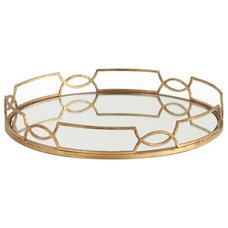 Contemporary Serving Trays by Masins Furniture