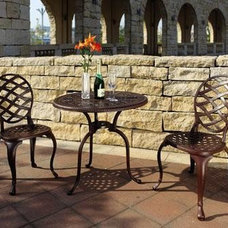 Traditional Dining Tables by Walpole Outdoors