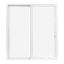 Pella® 350 Series sliding patio door - Features