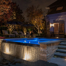 Modern Hot Tub And Pool Supplies by Premier Service
