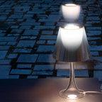 Miss K Color Table Lamp By Flos Lighting - http://www.modernnest.com/Products/Flos/MISS_K_COLOR.asp