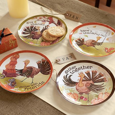 Contemporary Plates by Pottery Barn Kids
