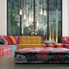 Mah Jong : The Shabby Shiek Sofa Sectional from Roche Bobois