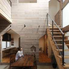 Hazukashi House by Alts Design Office | Home Adore