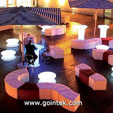 Modern Bar Tables by www.gointek.com Led furniture supplier from China