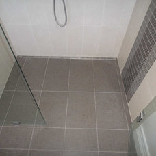 Modern Showerheads And Body Sprays by Quick Drain USA