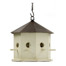 Go Home Ltd - Go Home Ltd Birdfeeder Garden Light X-34211 - Go Home Ltd Birdfeeder Garden Light X-34211