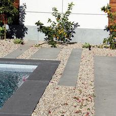 Modern  by Foundation Landscape Design