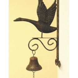 Creative Creations Goose Yard Bell -