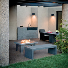 Contemporary Fire Pits by WMS Decorative Resource