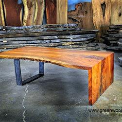 Coffee Tables - Greenwood Bay