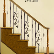 Traditional  by Cheap Stair Parts