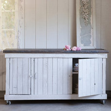 Traditional Storage Units And Cabinets by Shabby Chic Couture