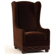 Contemporary Armchairs And Accent Chairs by HW Home
