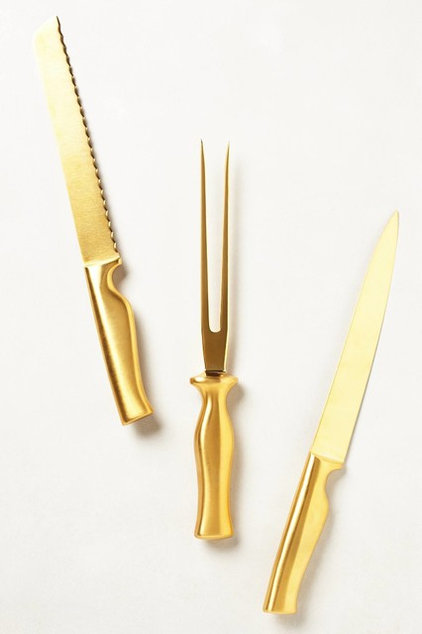 Contemporary Cutlery Sets by Anthropologie
