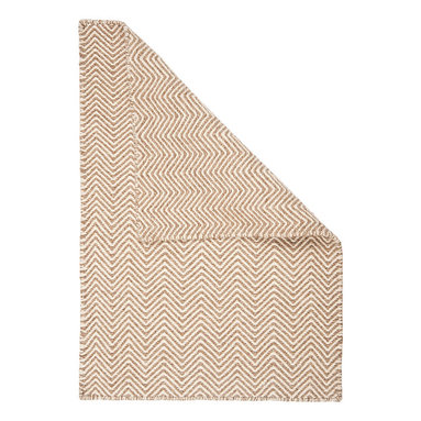 Hook & Loom Rug Company - Columbia Natural Wool Woven Rug - 100% Natural Wool Rug, expertly and tightly hand-woven. Edges are hand bound instead of hemmed, so this rug is 100% reversible for twice the wear. Colors are natural sheep colors. We use no dyes, chemicals, or latex, so it is earth-friendly and family friendly.