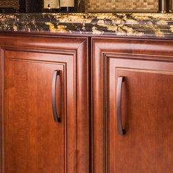Cabinet Knobs & Pulls - Merrick Collection from Jeffrey Alexander by Hardware Resources