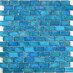 Aqua Mosaics   GP82348B2   Turquoise   Tile -