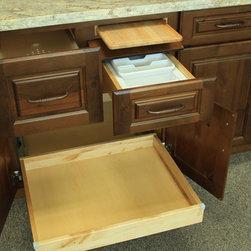 Kemper Cabinetry Display -