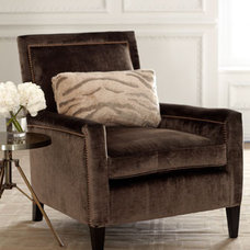Traditional Living Room Chairs by Horchow
