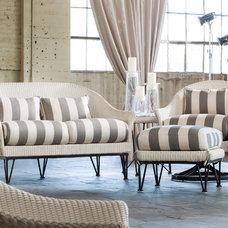 Modern Outdoor Sofas by Lloyd Flanders