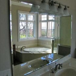 Mirrors - Beveled Vanity Mirror
