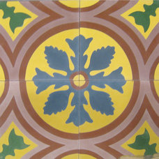 Eclectic Wall And Floor Tile by The Tile Gallery