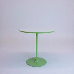 """Dizzie"" By Arper side table - Dimensions: W 19''  × H 22''  × D 19''"