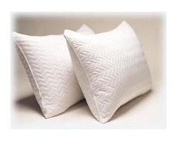 Daniadown Home - Complete Pillow Protector (Queen) - Choose Size: Queen