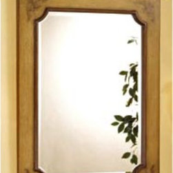 Empire - Flora 200 Vanity Mirror - 24W x 34H in. Multicolor - FM200-24 - Shop for Bathroom Mirrors from Hayneedle.com! Accent your wall with the delicate charisma of the Empire Industries Flora 200 Mirror. This finely crafted decorative wall piece is available in two sizes and features a generously sized rectangular beveled-edge mirror framed inside sturdy wood in a weathered antique finish. The mirror measures 24L x 34H inches and its delicate vintage countryside style with floral embellishments add a bold touch of sophistication ideal for many decor types. About Empire IndustriesEmpire Industries has manufactured and distributed its high-quality fixtures for bathroom and kitchen since 1976 and continues as a leading supplier of bathroom furniture collections in today's market. With styles ranging from traditional to contemporary in a variety of sizes and colors Empire Industries has something to offer for every decor scheme.