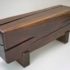 Eclectic Indoor Benches by Robin Wade Furniture