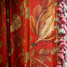 Traditional Curtains by At Home and Company