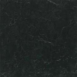 """Rocersa - Selene Black Polished 24"""" x 24"""" - This wonderful porcelain tile enriches whatever setting it is placed in. The Selene Collection's tiles are thick and very durable."""