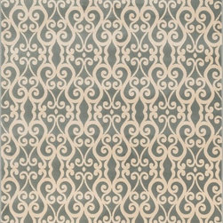 """Loloi - Loloi Shelton HSH-05 (Mist, Ivory) 5'3"""" x 7'7"""" Rug - This Power Loomed rug would make a great addition to any room in the house. The plush feel and durability of this rug will make it a must for your home. Free Shipping - Quick Delivery - Satisfaction Guaranteed"""
