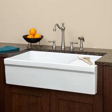 Midcentury Kitchen Sinks by Signature Hardware