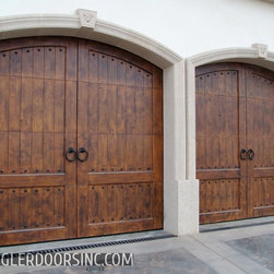 Shop garage door knotty alder products on houzz for European garage doors