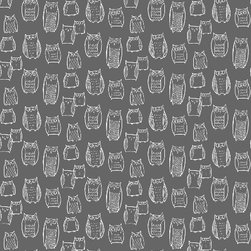 Night Owl Wallpaper - This addictive site prints designs on demand, all on vinyl-free, self-adhesive, removable paper — great for rental apartments or a nursery, where you want the ability to swap out the wallpaper for a different look as baby grows. Lots of small, independent designers are using the site to expand their product offerings (the design shown is by Leanne Hatch), though you can also design your own print and Spoonflower will bring it to life for you.