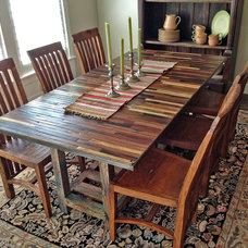 Contemporary Dining Tables by Impact Imports