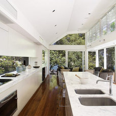 Contemporary Kitchen by Melocco and Moore Architects