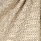 Twill & Grace : Tan - Tan handwoven herringbone fabric.