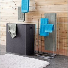 toilet accessories felt hamper