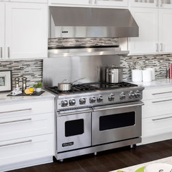 Viking Professional 7 Series Appliances - Viking Professional 7 Series Ranges adapt Viking Elevation Burners™ used on the Viking Commercial product line with tried and true robust features from the Viking Professional product line, to create a restaurant-quality range that delivers power and precision for your home. Now you can make dinner for your family instead of reservations.