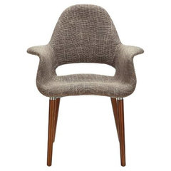 East End Imports EEI-555-TAU Taupe Accent Chair in Taupe
