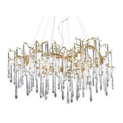 Veubronce Chandelier by ELK Lighting -