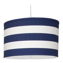 Oilo Stripe Large Cylinder Light - Oilo Stripe Large Cylinder Light